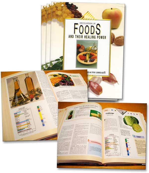 The Encyclopedia Of Healing Foods Review